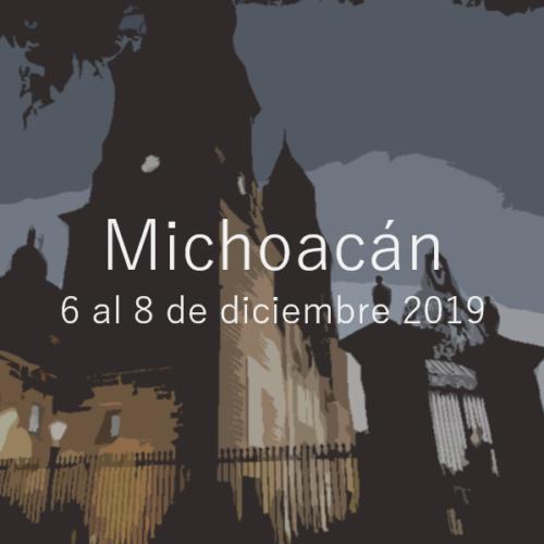 Mich 6 al 8 dic 2019