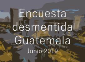 Portada Encuesta Desmentida Guatemala